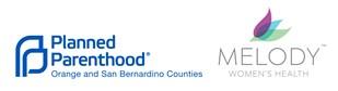 Planned Parenthood Orange and San Bernardino Counties Logo