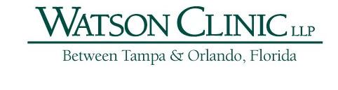 The Watson Clinic LLP Logo