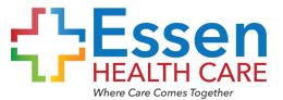 Essen Health Care Logo