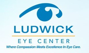 Ludwick eye Center Logo