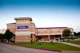 INTEGRIS Bass Baptist Health Center Image