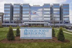 UNC Health Care - High Point Profile at PracticeLink