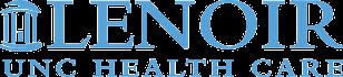 UNC Health Care Lenoir Logo