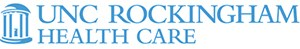 UNC Rockingham Health Care Logo