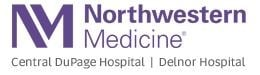 Northwestern   Medicine Regional Medical Group Logo