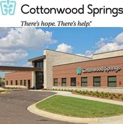 Cottonwood Springs Hospital Logo