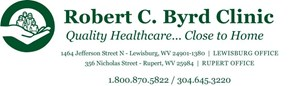 Robert C. Byrd Clinic Logo