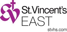St. Vincent's East Logo