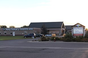 Holy Rosary Healthcare Clinic Logo