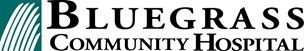 Bluegrass Community Hospital Logo