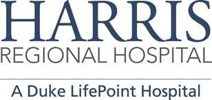 Harris Regional Hospital Logo