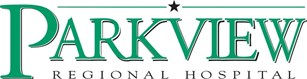 Parkview Regional Hospital Logo