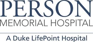 Person Memorial Hospital Logo