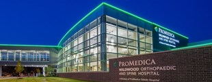 ProMedica Wildwood Orthopaedic and Spine Hospital Image