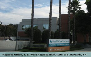 Healthcare Partners - Burbank Image