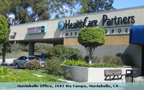 Healthcare Partners - Montebello Image