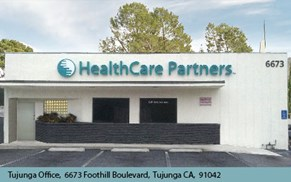 Healthcare Partners - Tujunga Image