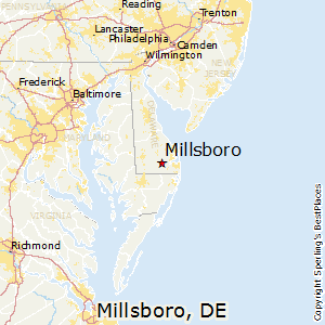 Millsboro Delaware Logo
