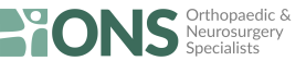 ONS-Orthopaedic & Neurosurgery Specialists Logo
