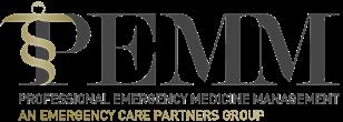Professional Emergency Medicine Management (PEMM) Logo