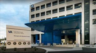 Memphis VA Medical Center Logo