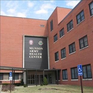 Munson Army Health Center Logo