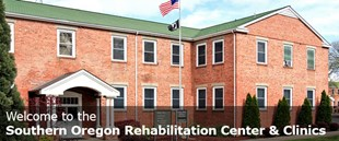Southern Oregon Rehabilitation Center & Clinics (SORCC) Logo