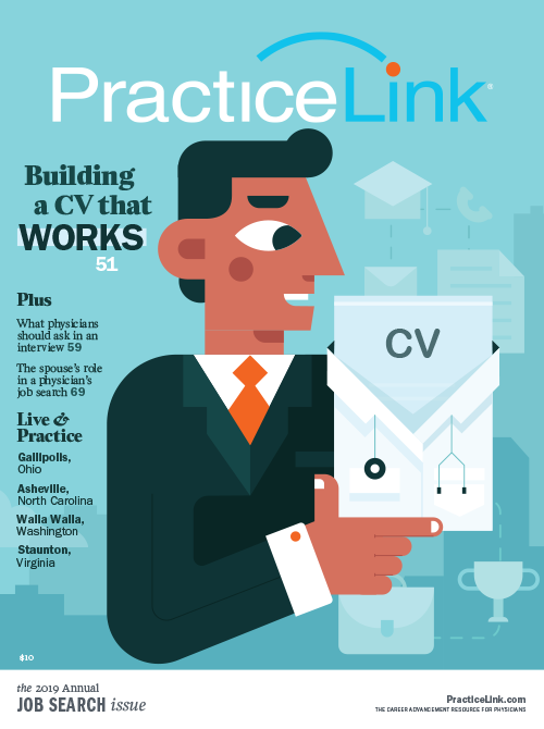 Search Physician Jobs in the PracticeLink Job Bank
